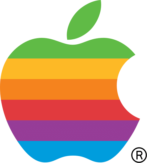 apple second logo