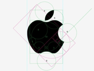 Apple logo design process