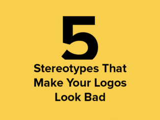 5 logo stereorypes