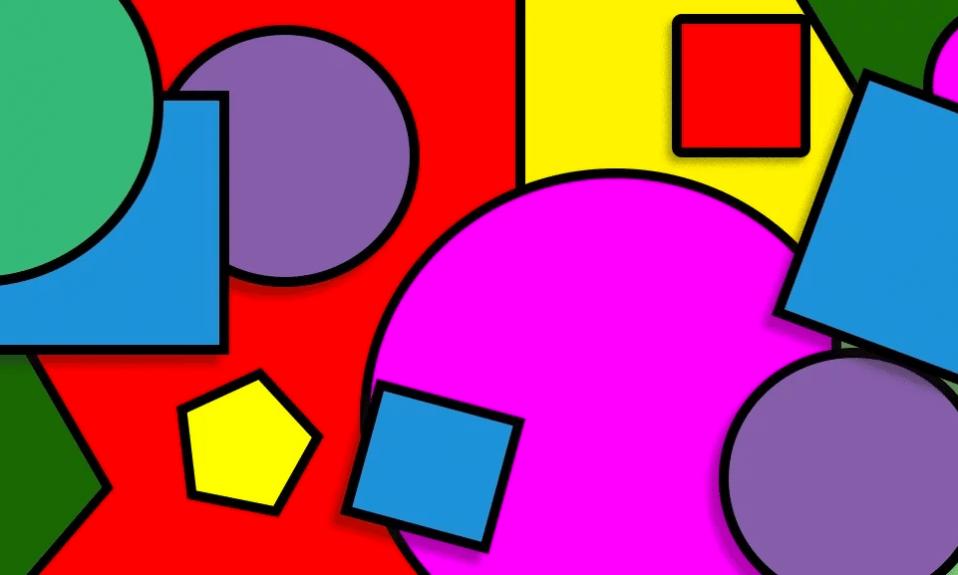 Shapes of logo
