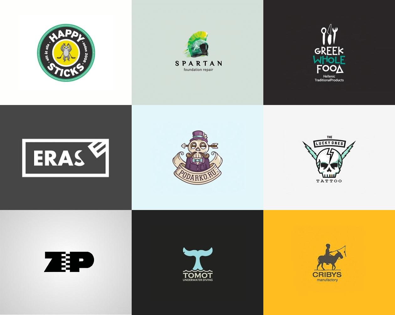 creative logos 3