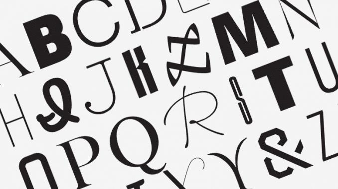 Fonts psychology