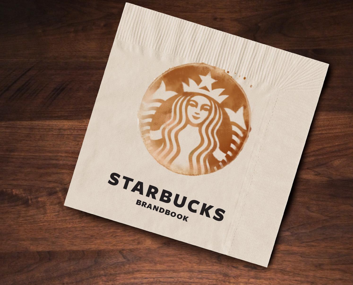 starbucks brandbook