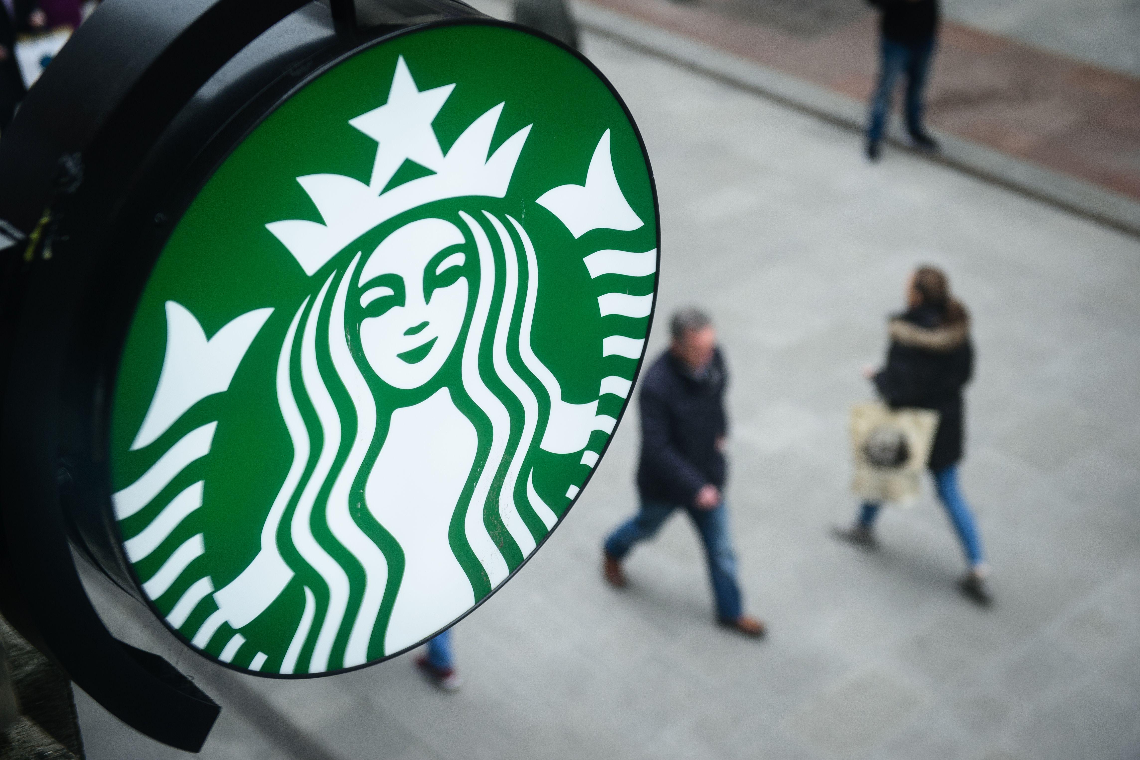 Starbucks logosu