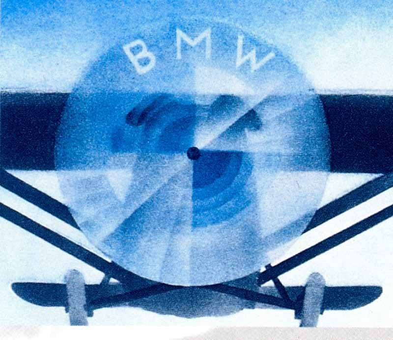 BMW Propeller Logo