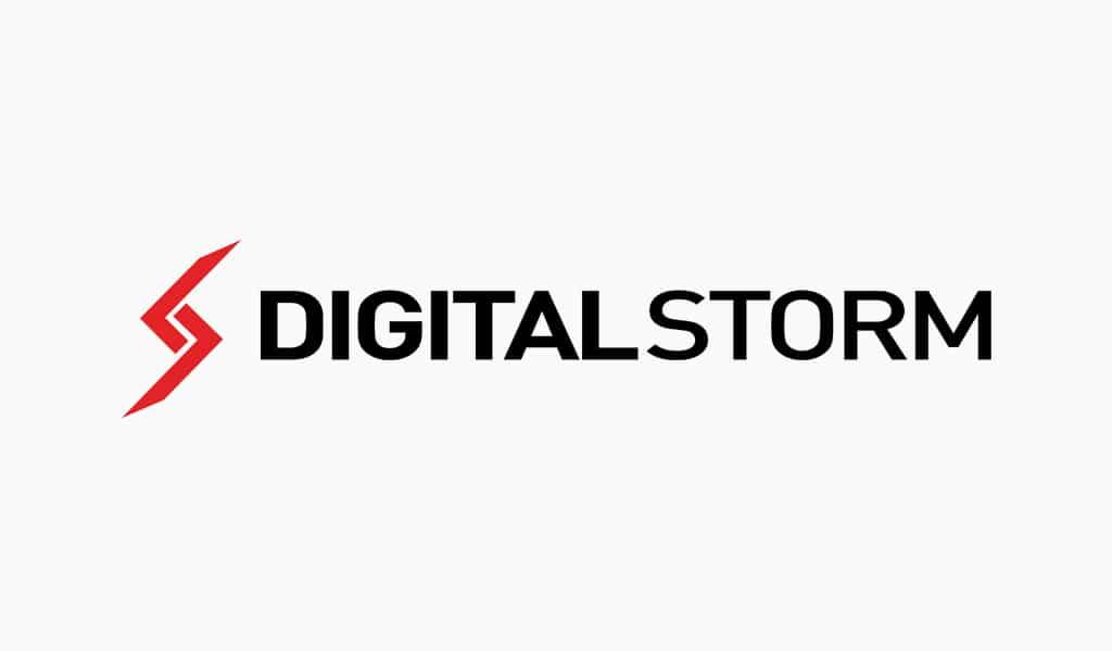 Digital storm logo