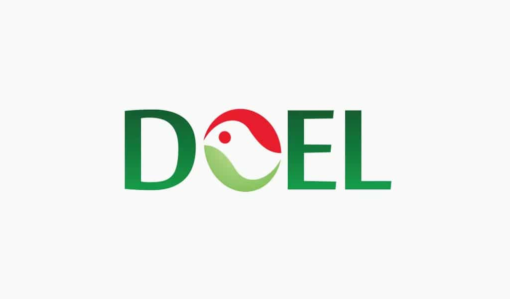 Doel logo design