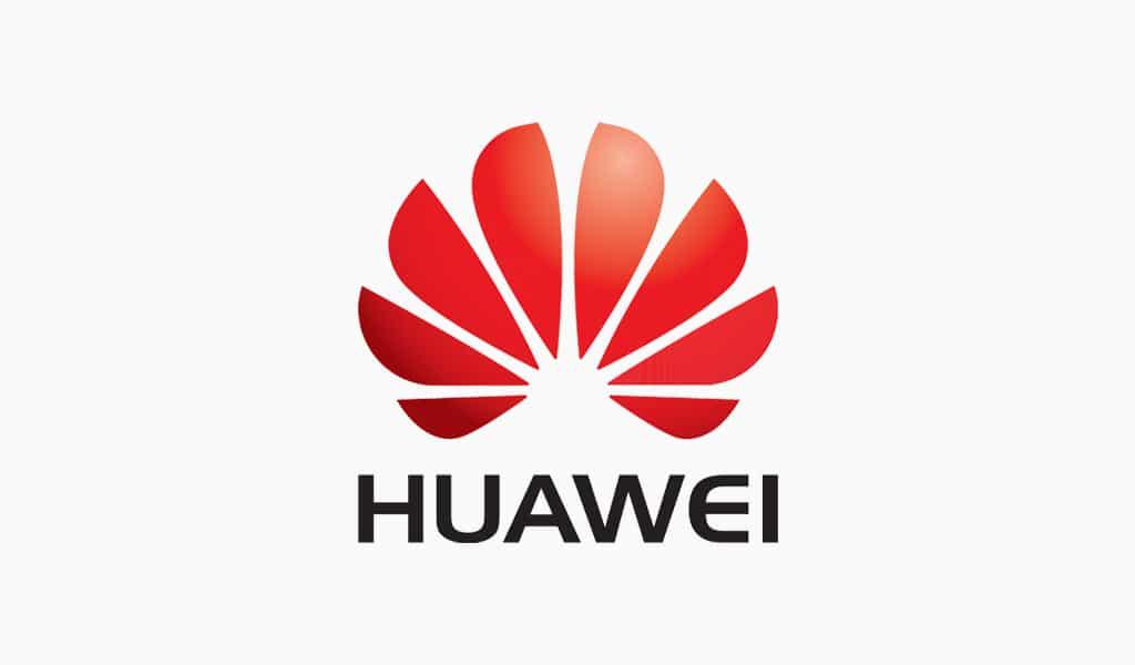 Huawei logo tasarımı