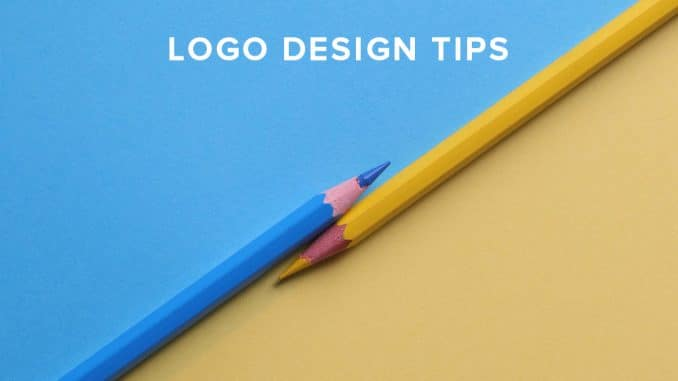 Logo Design Tips illustration