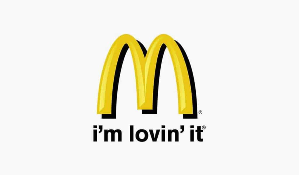 McDonald`s i`m lovin` it logo, 2003 | Logo Design ...