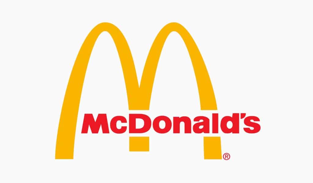 Mc`Donalds the M logo, 1968