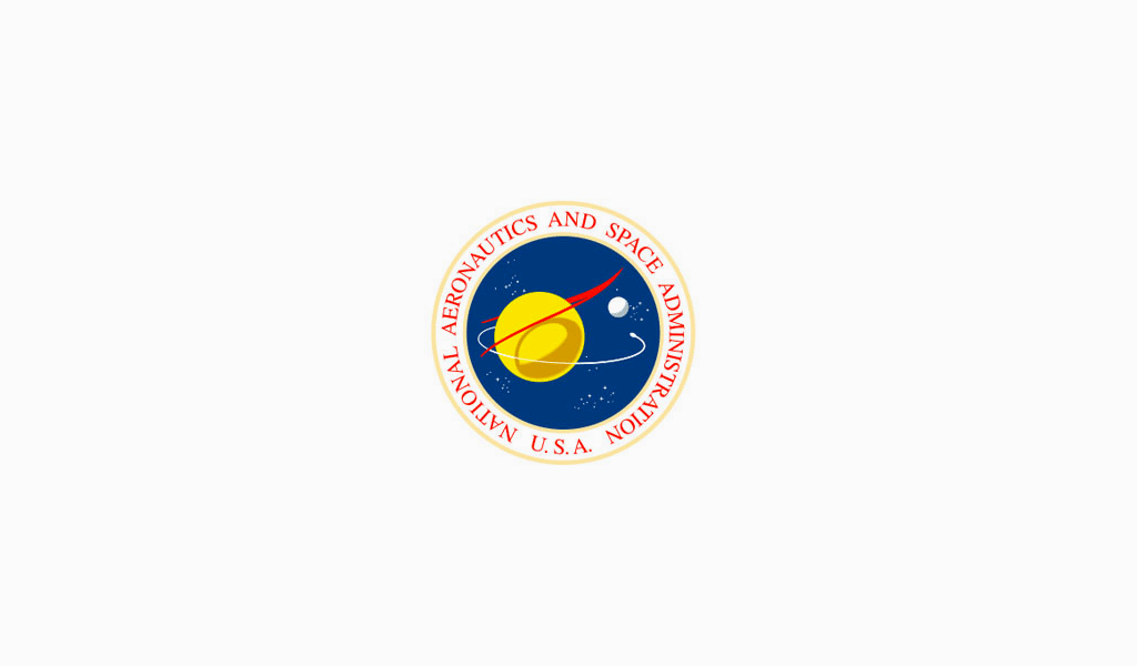 NASA's old logo