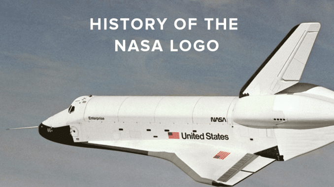 NASA logo illustration