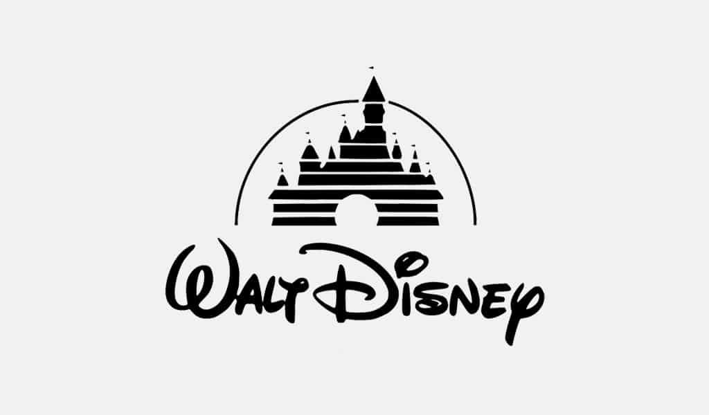 El castillo con el logo de Walt Disney