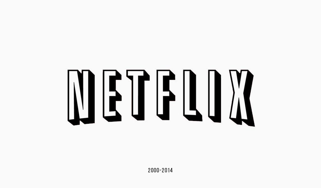 Logotipo antigo da Netflix