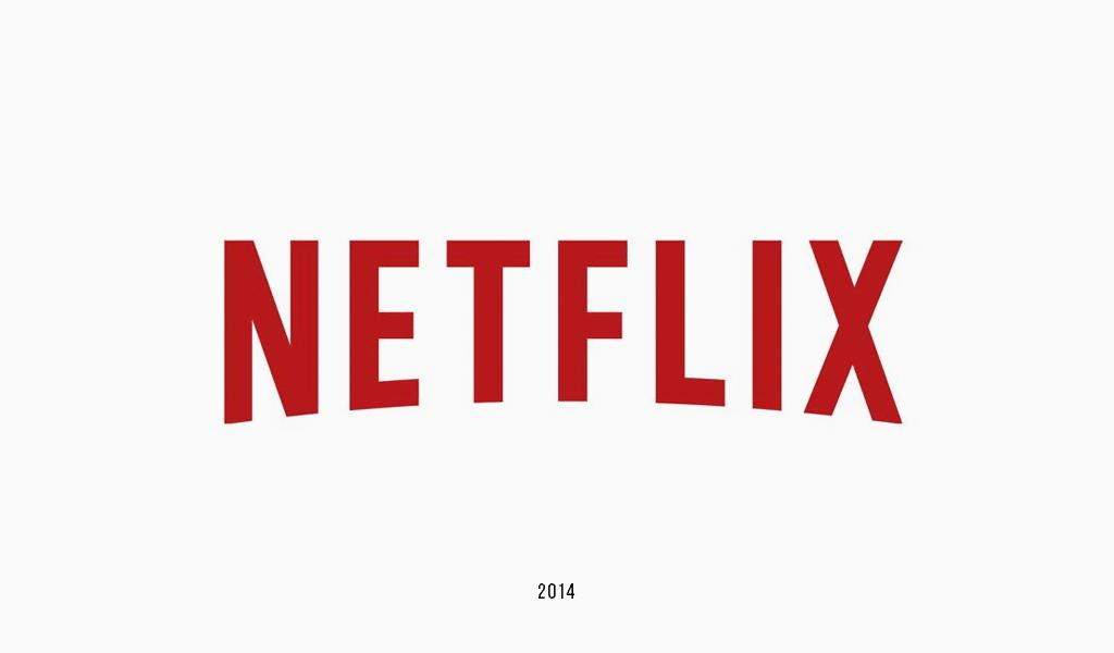 Nouveau logo de Netflix