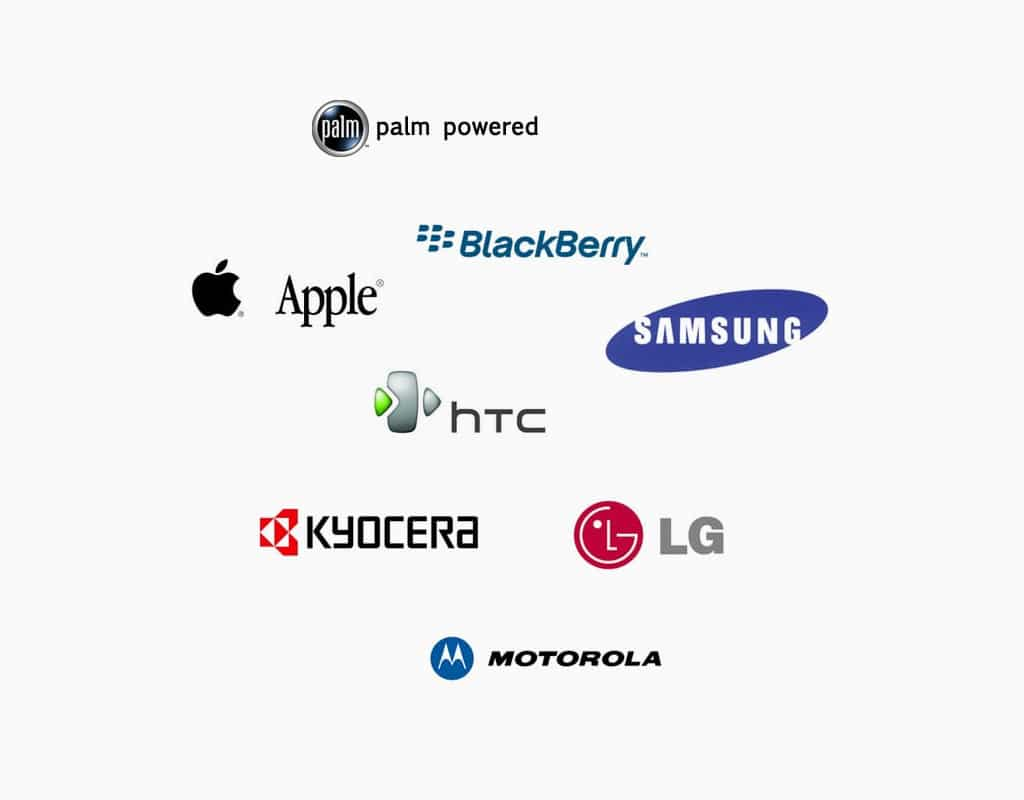 Other phone logos