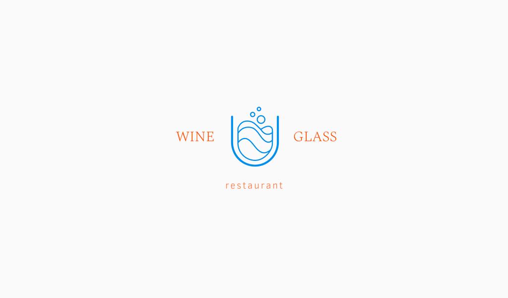 logotipo para um restaurante