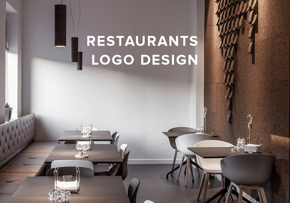 Restaurants logo design
