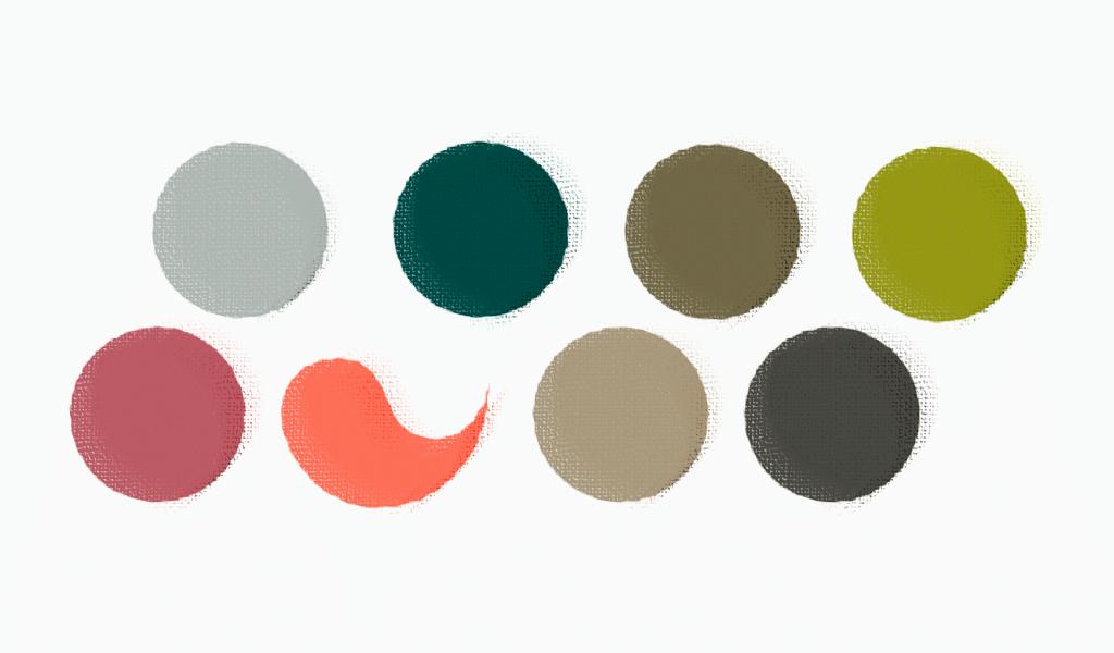 Trend colors #1