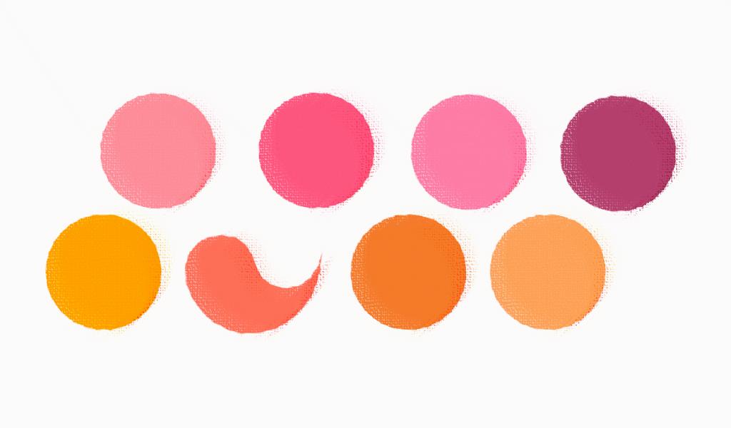 Trend colors #2