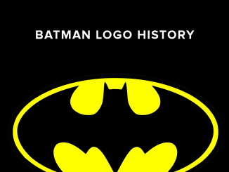Batman logo illustration
