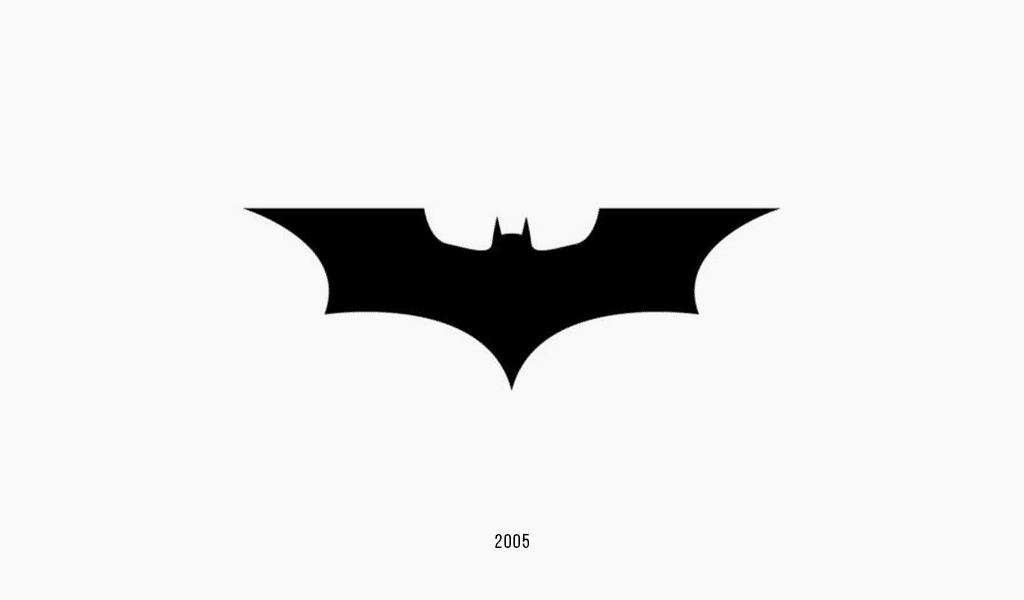 Dark Knight Logo, 2005
