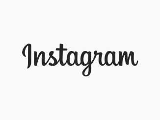 Instagram text logo