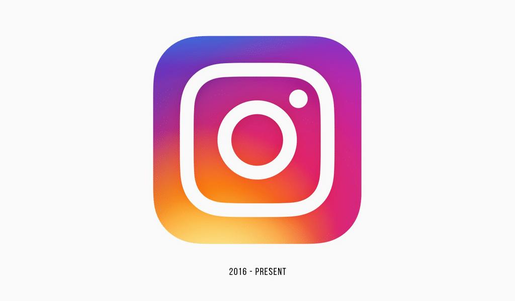 Instagram new logo, 2016