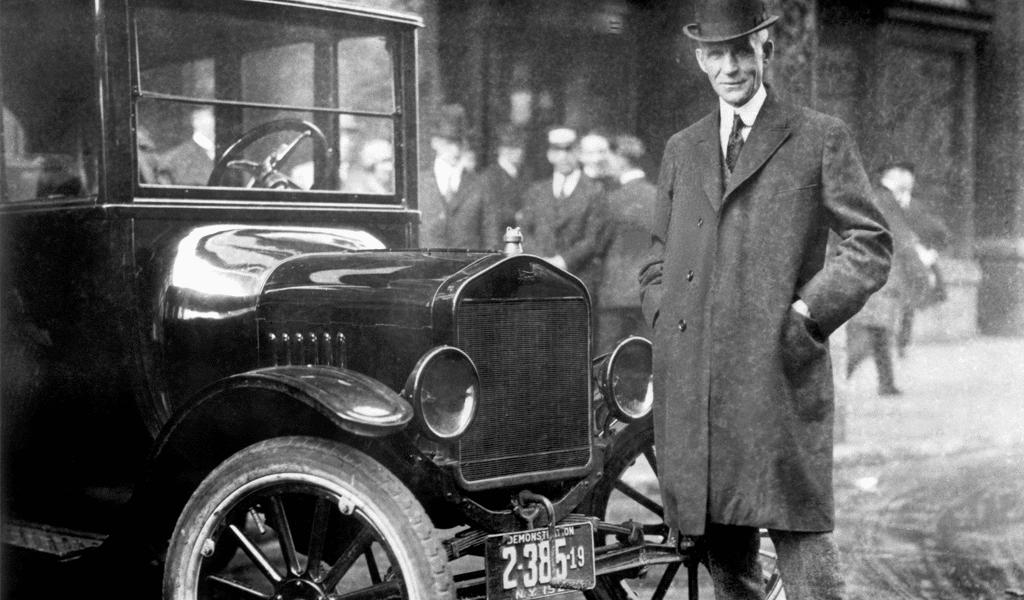 Henry Ford e Modelo T