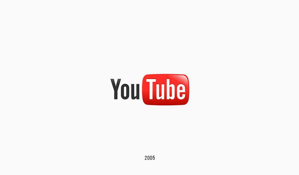 Youtube logo 2005