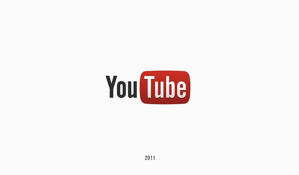 Youtube logo 2011
