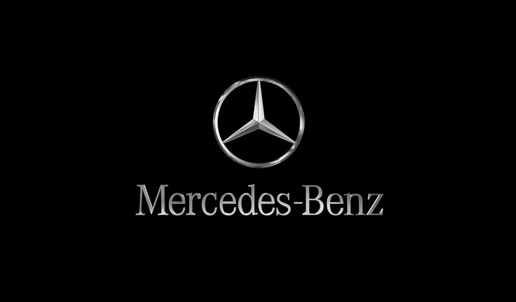 Mercedes Benz logo today