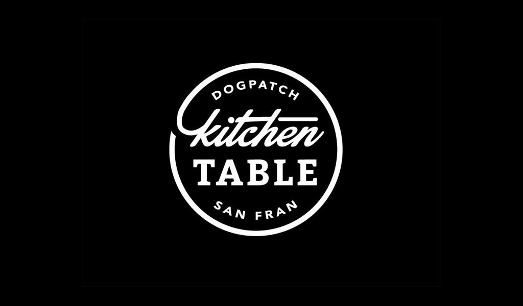 Logo de restaurant Table de cuisine