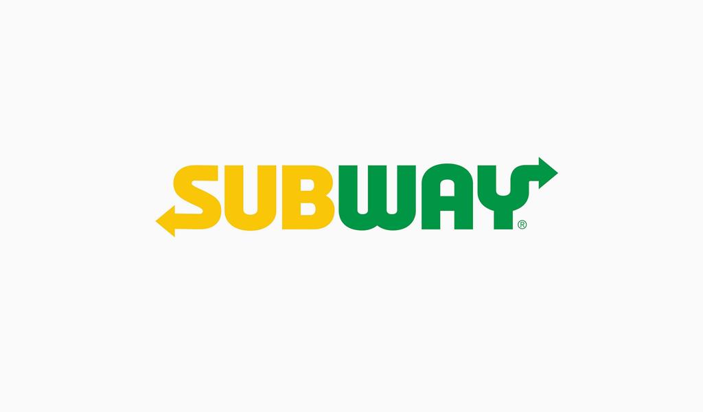 Logo actuel de Subway