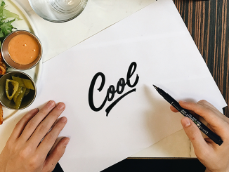 Cool logo illustration