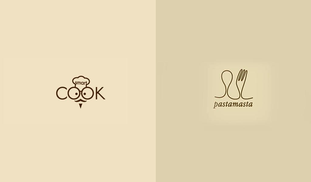 creative restaurant logos