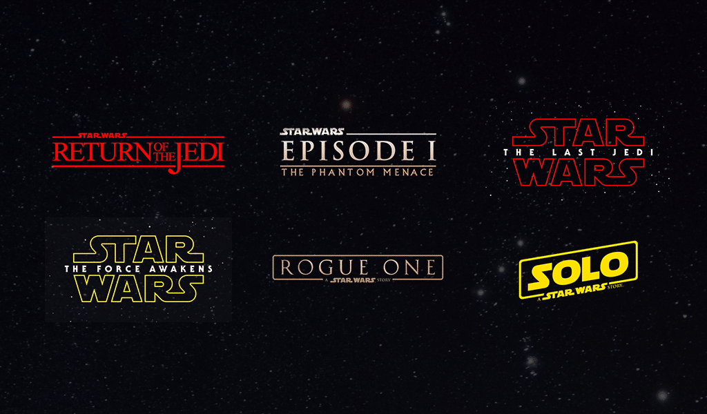 Star Wars Logos Turbologo Logo Maker Blog