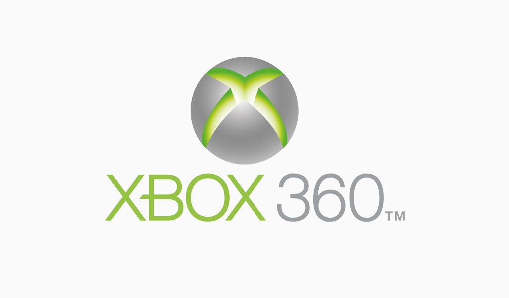 logotipo de xbox 360
