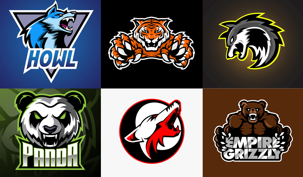 Animals - logo for gamers