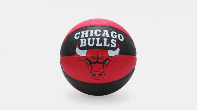 Chicago Bulls logo – ball