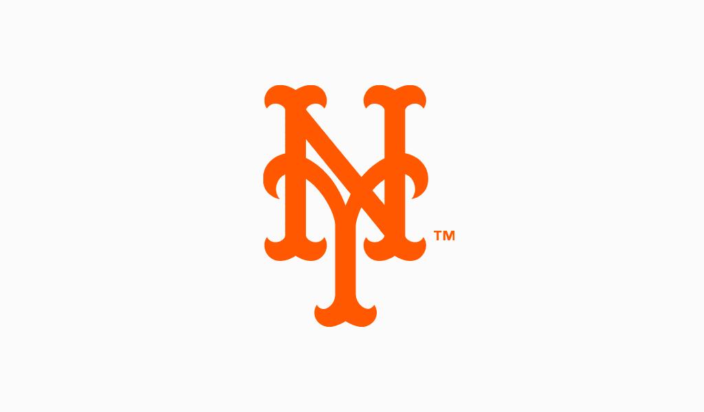 """New York Mets """"NY"""" logo"""