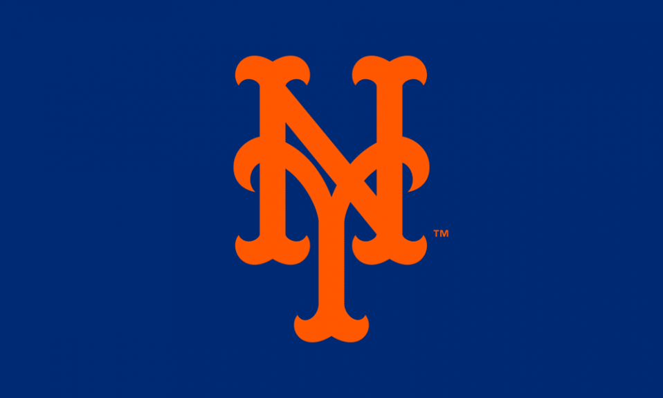 New York Mets logo cover