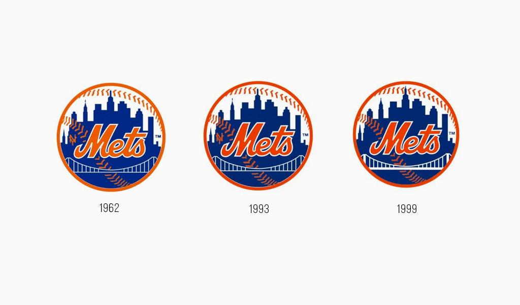 New York Mets logo history