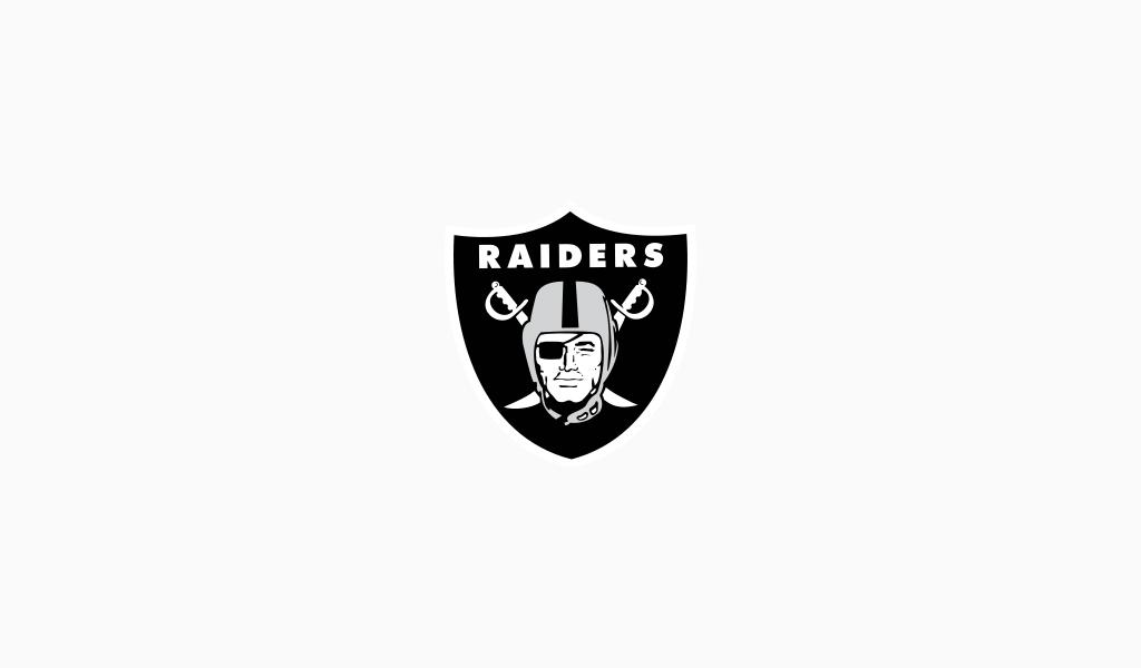 Logotipo principal de los Oakland Raiders