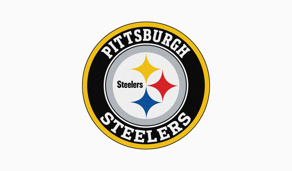 Logo dei Pittsburgh Steelers