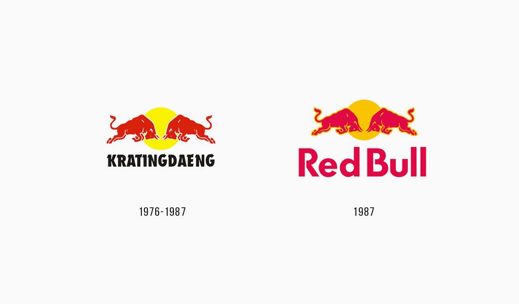 Red Bull Logo Geschichte
