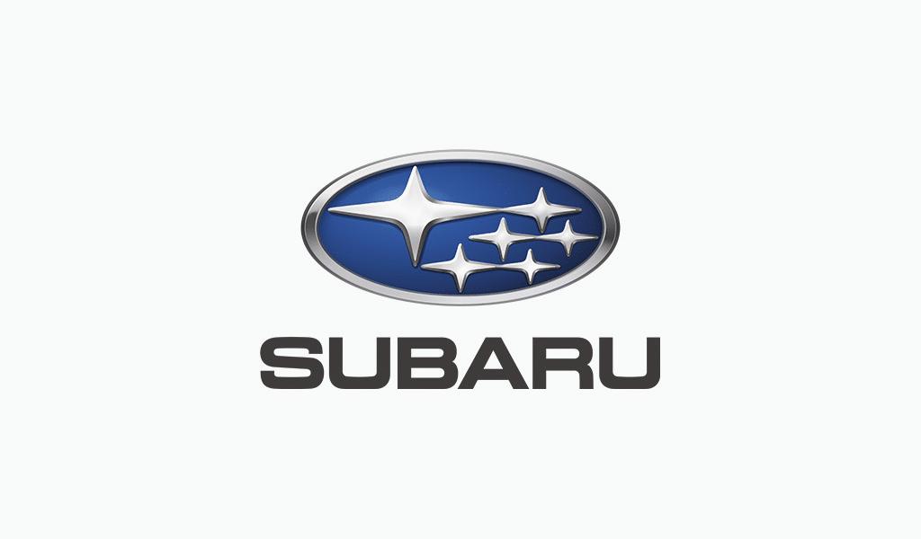 Símbolo do logotipo Subaru