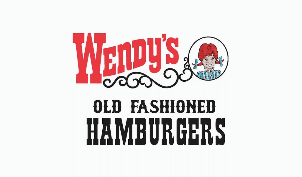 Wendys erstes Logo