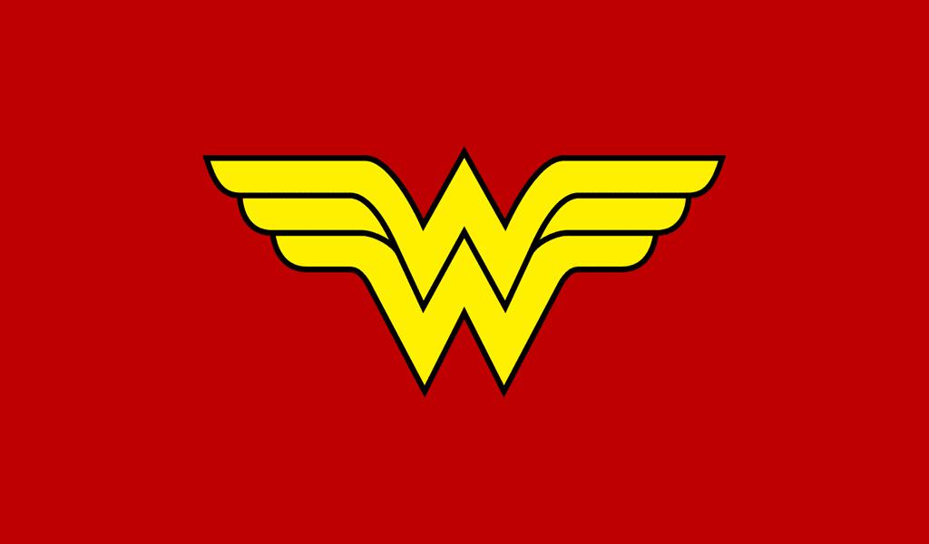 Wunderfrau erstes Logo